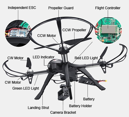 drone-barato-mjx-b3-bugs-3-ofertas